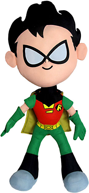 Teen Titans Go! Robin Plush Figure by