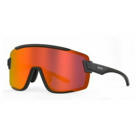 Smith SMT Wildcat Sunglasses 0003 Matte Black