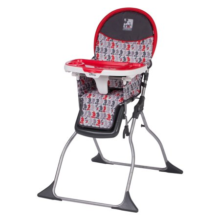 Disney Baby Simple Fold Plus High Chair - Mickey Line Up](Mickey Mouse High Chair Decorations)