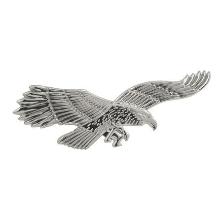 Chrome Eagle ABS Plastic Emblem