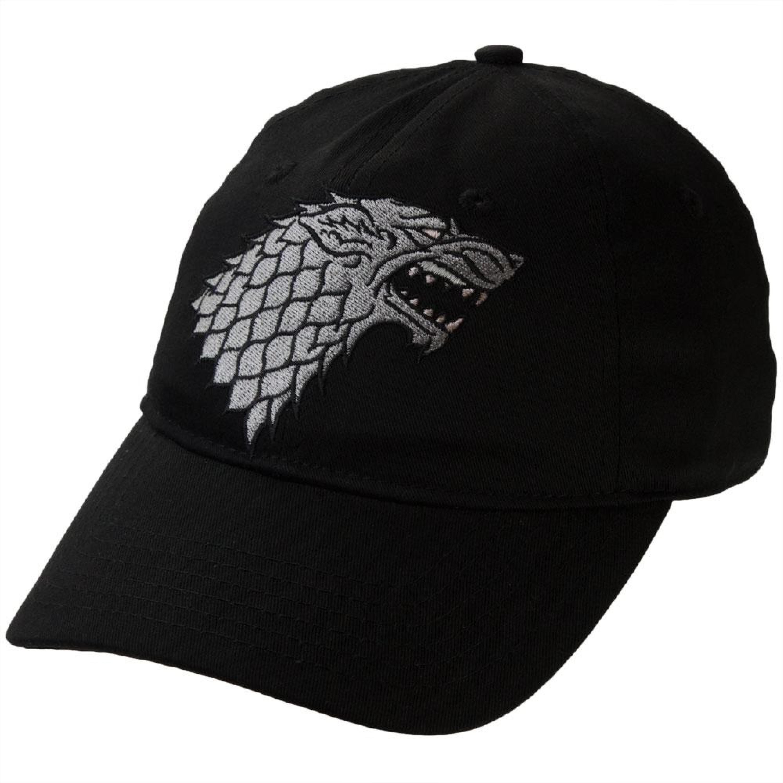 1039c59ac64fc Old Glory - Game of Thrones - Stark Logo Snapback Cap - Walmart.com