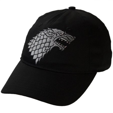 b403cbcbae6 Old Glory - Game of Thrones - Stark Logo Snapback Cap - Walmart.com