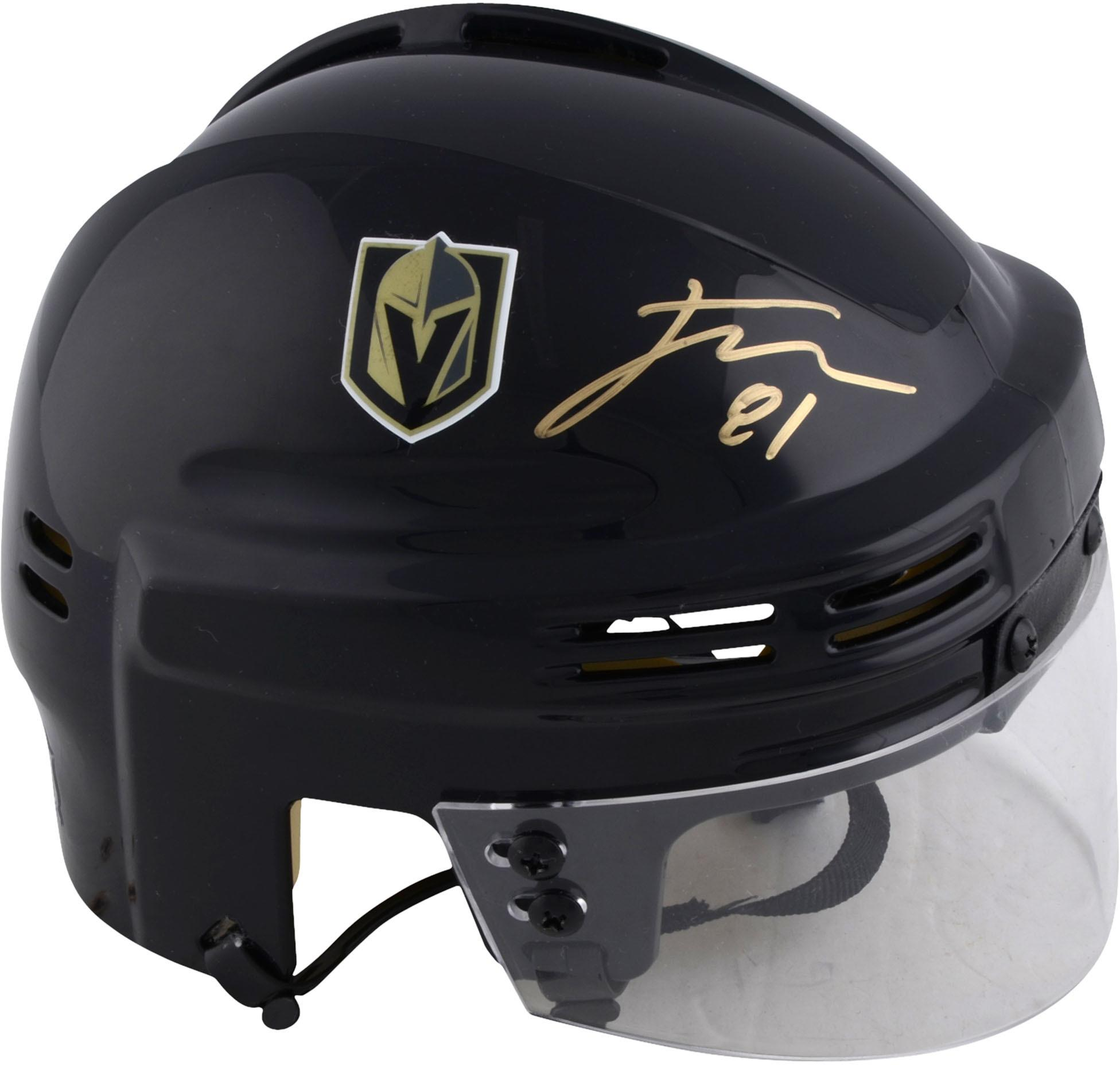 Jonathan Marchessault Vegas Golden Knights Autographed Black Mini Helmet -  Fanatics Authentic Certified - Walmart.com 79277915a