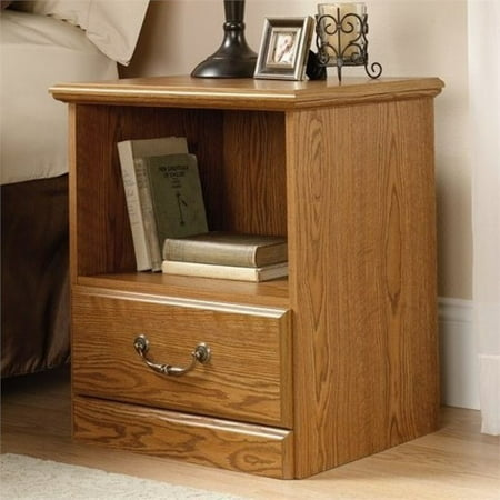 Pemberly Row Nightstand in Carolina Oak (Carolina Pr)