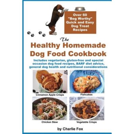 Grain Free Dog Cookbook