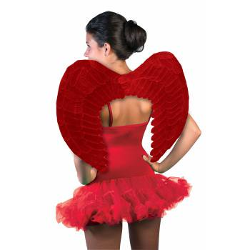 Blood Red Creature Wings (23