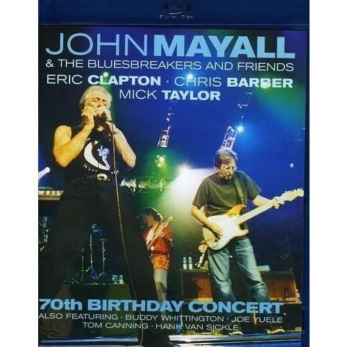 70th Birthday Concert (Blu-ray) by