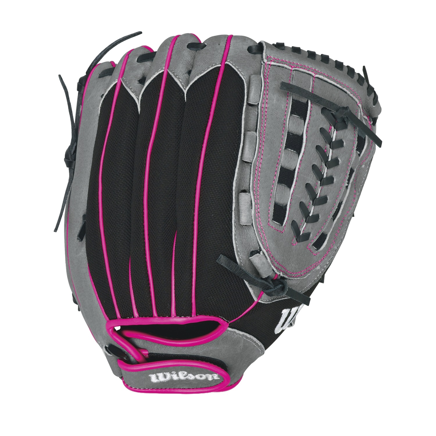 "Wilson Flash Fastpitch 11.5"" All Positions Glove-Right Hand Throw"