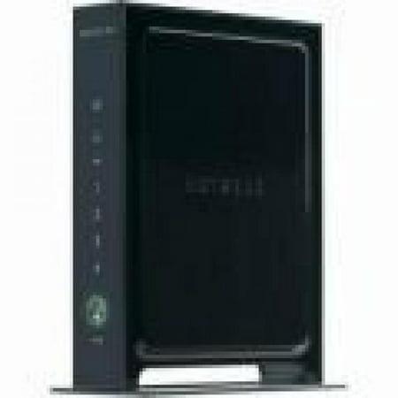 Netgear - WNR2000 Wireless-N Router WIRELESS-N ROUTER 4 x 10/100Base-TX LAN, 1 x WAN WNR2000-100NAS
