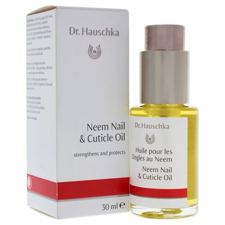Neem Nail Cuticle Oil by Dr. Hauschka for Women - 1 oz Cuticle Oil - image 1 of 1
