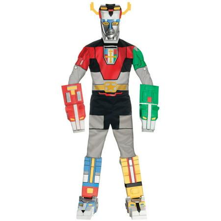 Adult Men's Deluxe Voltron Costume