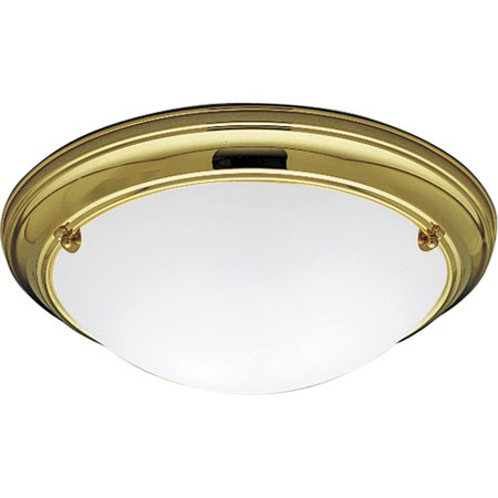 Progress Lighting-P3562-10EB-Eclipse - Two Light Flush Mount -