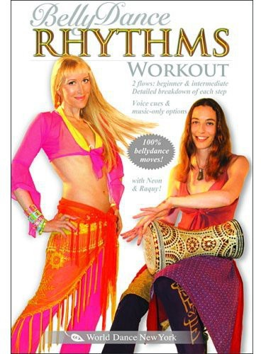 Bellydance Rhythms Workout by