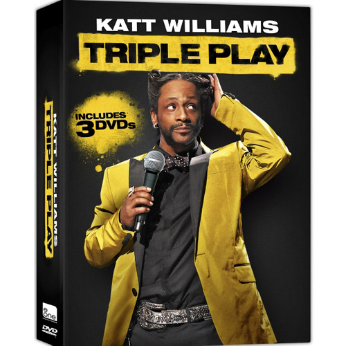 Katt Williams - Triple Play (Widescreen)