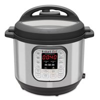 Instant Pot DUO60 6-Quart 7-in-1 Multi-Use Programmable Pressure Cooker, Slow Cooker, Rice Cooker, Saut, Steamer, Yogurt Maker and Warmer