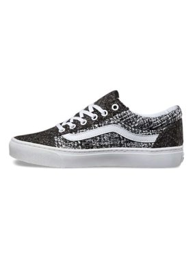 1bde3c79105d60 Product Image Vans Womens Old Skool Cup (Luxe Tweed) Fabric Low Top Lace Up  Fashion Sneakers
