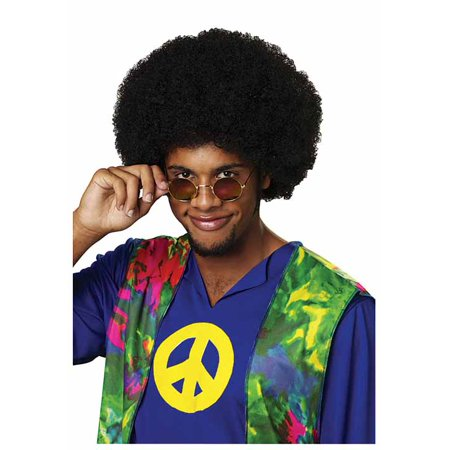 Clown Afro Black Costume Wig R50767/212](Costumes With Afro Wigs)