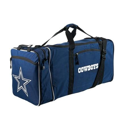 "NFL Dallas Cowboys ""Steal"" 12""H x 28""L x 11"" W Duffel Bag"