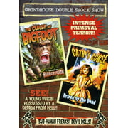 The Curse of Bigfoot / Cathy's Curse (DVD)