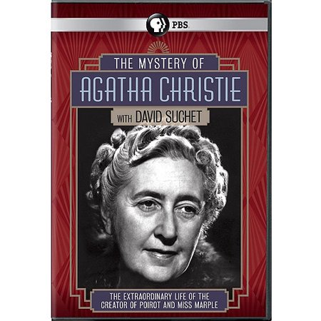 The Mystery Of Agatha Christie With David Suchet for $<!---->