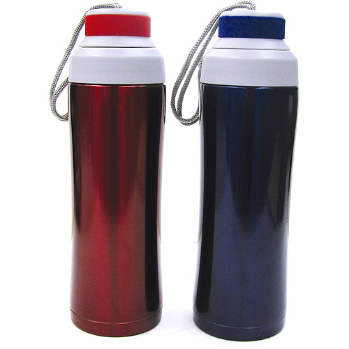 Set Of 2 Stansport 16-ounce Stainless St