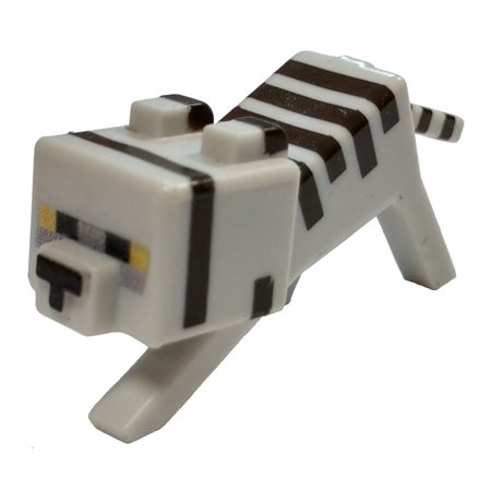 Minecraft Chinese Mythology Series 14 White Tiger Minifigure [No Packaging]](White Wolf Minecraft Skin)