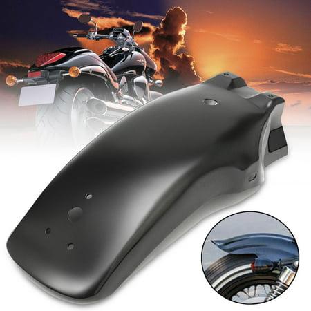 Univesal Motorcycle Rear Fender Mudguard For Honda For Yamaha For Suzuki  Chopper Cruiser