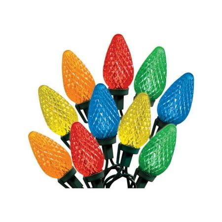 Celebrations Led Light Bulbs On A Reel 6