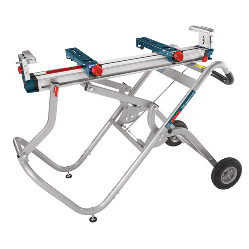 Bosch T4B Gravity-Rise Wheeled Miter Saw Stand by Bosch