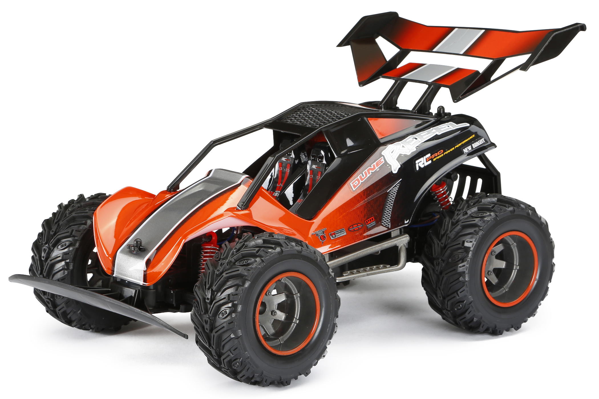 New Bright 1:12 Radio Control 9.6v Pro Dune Rebel by New Bright Industrial Co., Ltd.