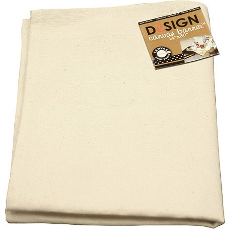 Canvas Corp Fabric Banner, 14