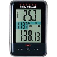 CatEye Wireless Cycling Computer Micro Wireless CC-MC200W: Black