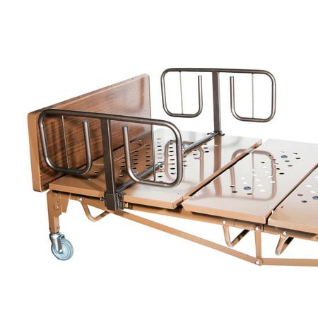Half Bed Rails (Drive Medical Half Length