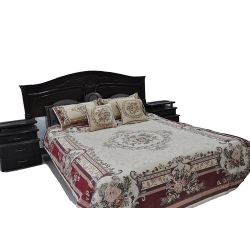 Tache Home Fashion Yuletide Blossom Bedspread Set