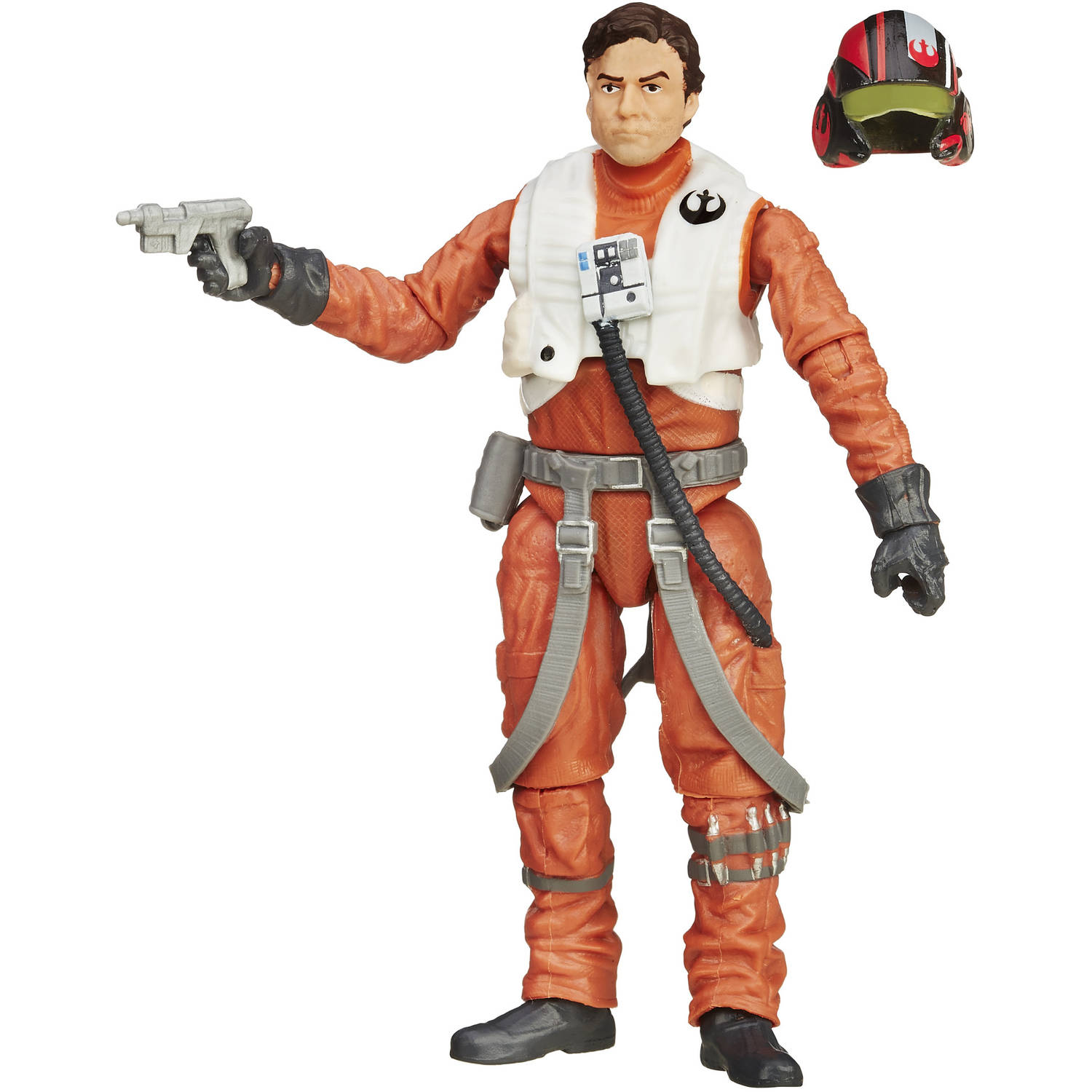 "Star Wars The Black Series 3.75"" Poe Dameron"