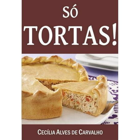 Só Tortas! - eBook - De Tortas De Halloween