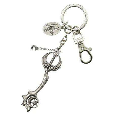 Kingdom Hearts Star Seeker Pewter Key Ring (Kingdom Hearts House Key)