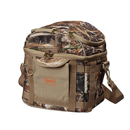 Realtree Camo Lunch Bag Insulated For Men At Work Removable Shoulder Strap 6 Pack