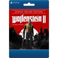 Wolfenstein II: The New Colossus Digital Deluxe PS4 (Email Delivery)