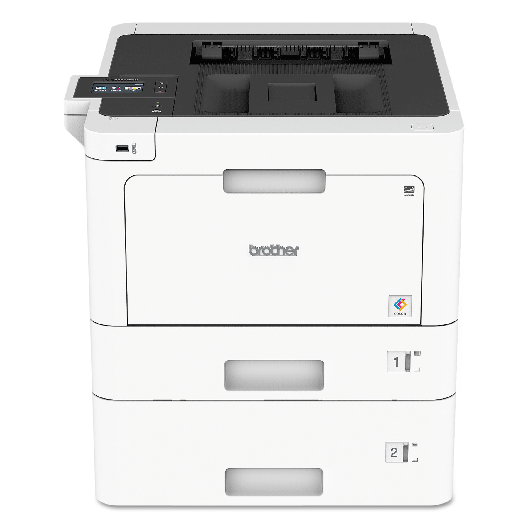 Brother HL-L8360CDWT Business Color Laser Printer, Duplex Printing by Brother