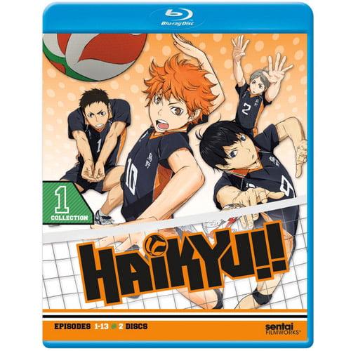 Haikyu!!: Collection 1 (Blu-ray)