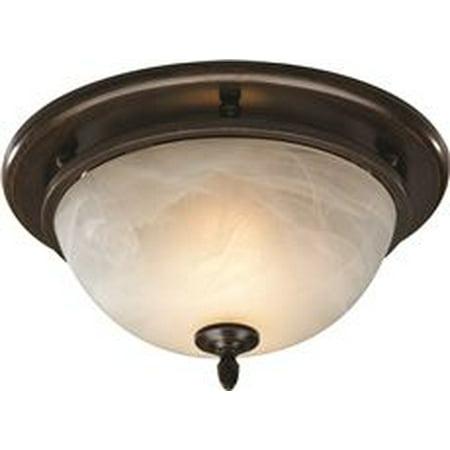 Decorative Bath Fan Light 70 Cfm Oil Rubbed