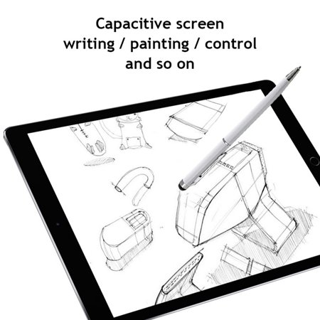 Stylus Pen, Multi-Function Capacitive Touch Screen Pen for Smartphones Tablets iPad iPhone Samsung Galaxy - image 5 of 5