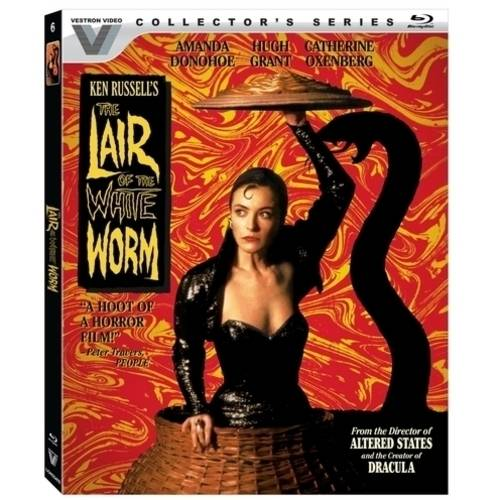 The Lair Of The White Worm (Collector's Series) (Blu-ray) (With INSTAWATCH) (Widescreen) LGEBR51638