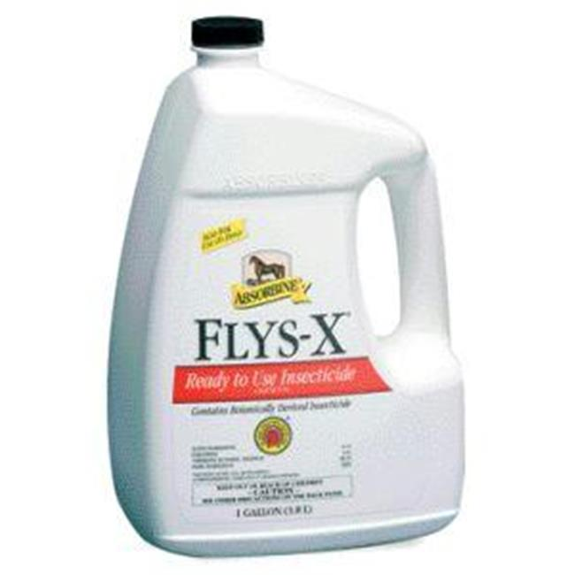 W F Young  Inc - Absorbine Flys-x Ready-to-use Insecticide 1 Gallon - 429663