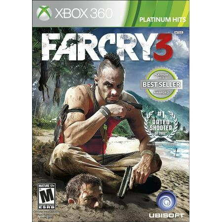 Far Cry 3  X360  Xbox One