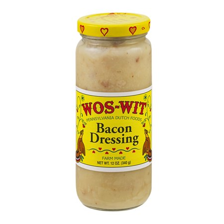 Wos-Wit Bacon Dressing, 12.0 OZ - Walmart.com