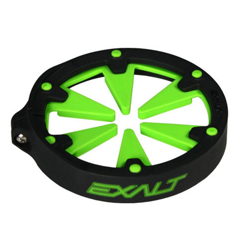 Exalt Paintball Universal Feedgate V3 Lime Halo   A-5   Pinokio by Exalt