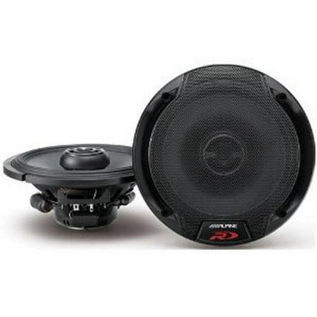 Alpine Spr 60  Coaxial 2 Way Type R Speaker Set