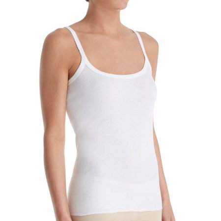 Women's Teri 1500 100% Cotton Cozy (Cotton Embroidered Camisole)